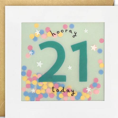 Shakies - Happy 21st Birthday