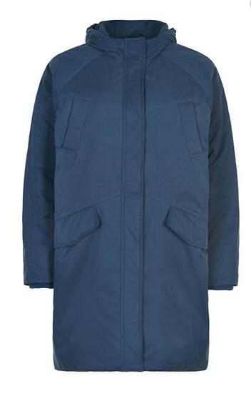 Numph Morgan blue coat