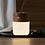 Thumbnail: Gingko Smart diffuser lamp in walnut
