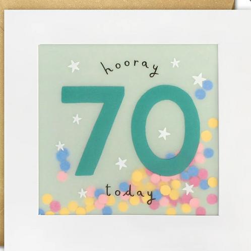 Shakies - Happy 70th Birthday