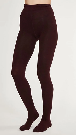 Thought Elgin bamboo tights - fig