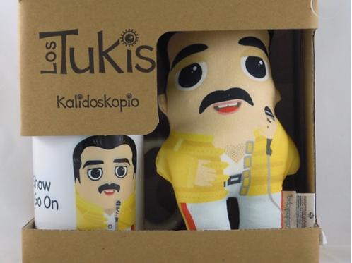 Freddie tuki mug gift set