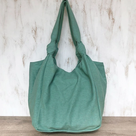 Aura Que Jogi bag in mint green
