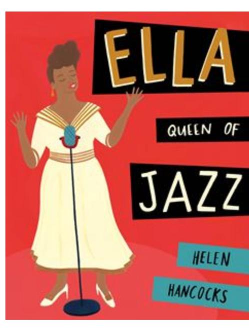 Ella Queen of Jazz - Hardback