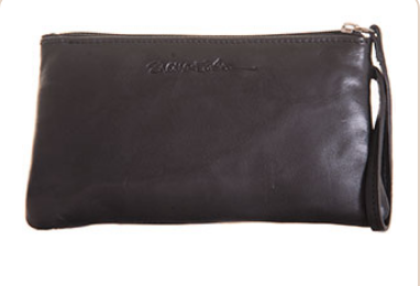 Shona Easton leather purse