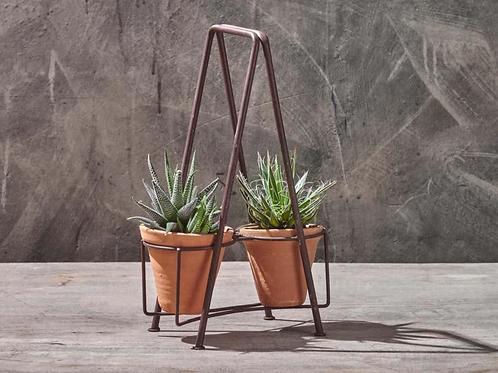 Nkuku Jara double planter set