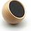 Thumbnail: Gingko Maple wood tumbler speaker