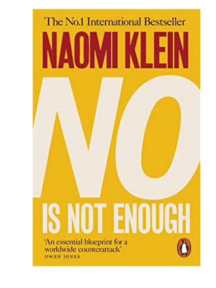No is not enough PB book