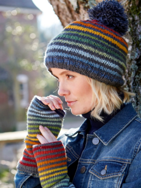 Pachamama Vancouver bobble beanie hat