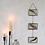 Thumbnail: Nkuku Kiko brass frame garland