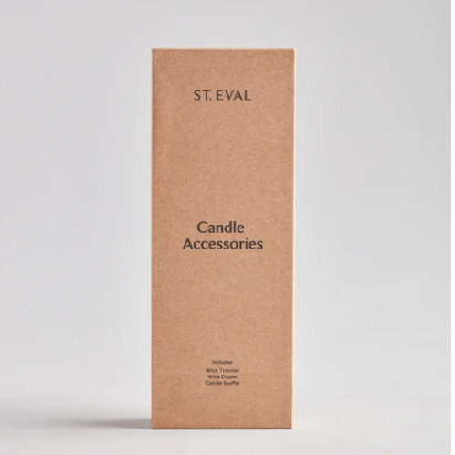 St Eval candle accessory gift set