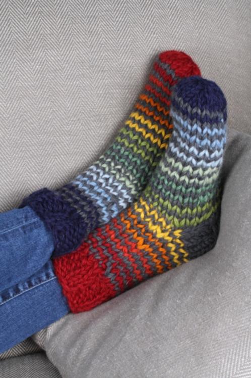 Pachamama Vancouver sofa socks