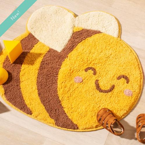 Sass & Belle bee rug