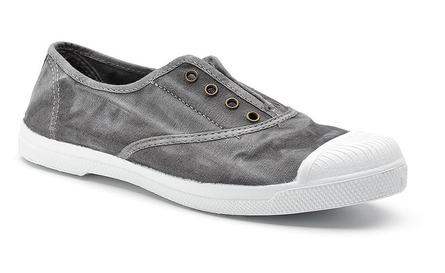 Natural World vegan friendly sneakers - grey