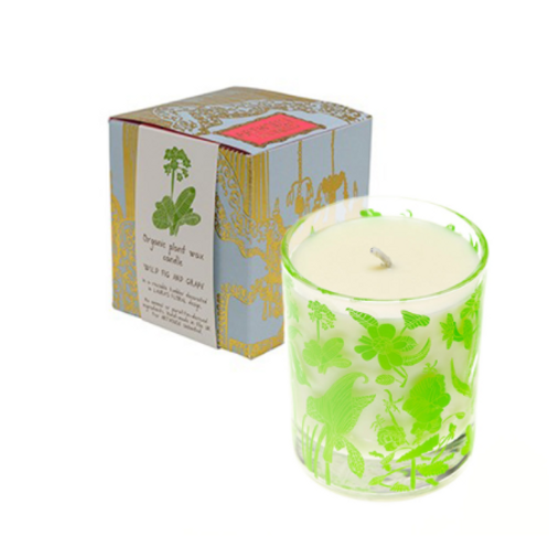Arthouse unlimited wild fig and grape candle