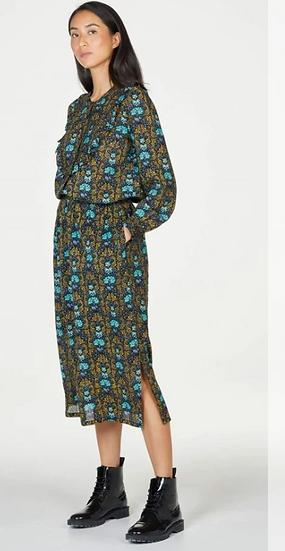 Thought Spartali midi skirt