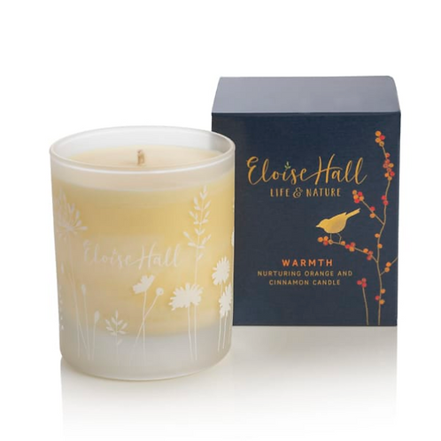 Eloise Hall Warmth glass candle
