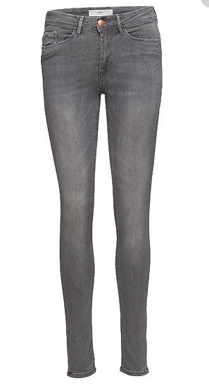 Ichi light grey jeans Erin Izaro