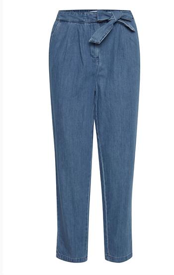 Ichi Dantan pants denim culottes