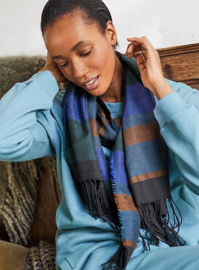 Thought Marniba recycled polyester scarf