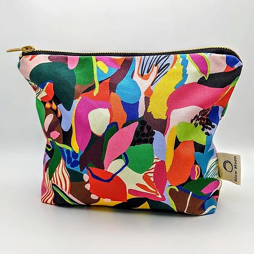 Slow Moon Pip Cosmetic bag - organic cotton