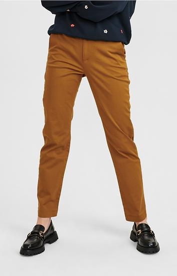 Numph Nucaddie trousers in breen