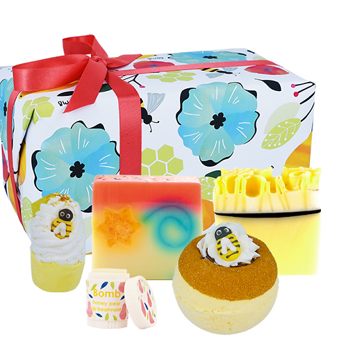 Bomb Cosmetics Bee-utiful gift set