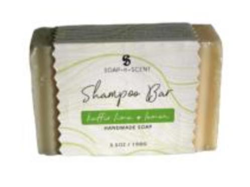 Solid Shampoo Kaffir & lemon