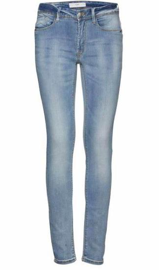 Ichi light blue jeans Erin Izaro