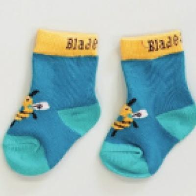 Blade & Rose Buzzy Bee - Socks