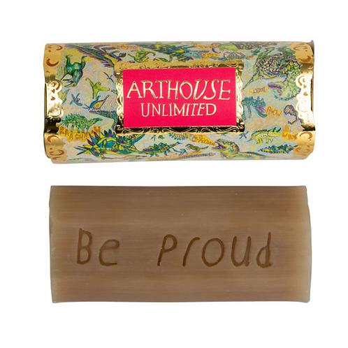 Arthouse unlimited tubular rhubarb and ginger soap