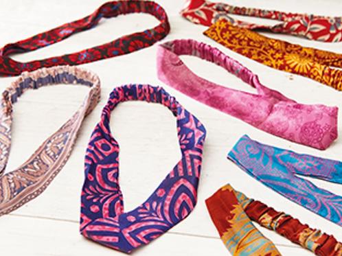 Sari head bands