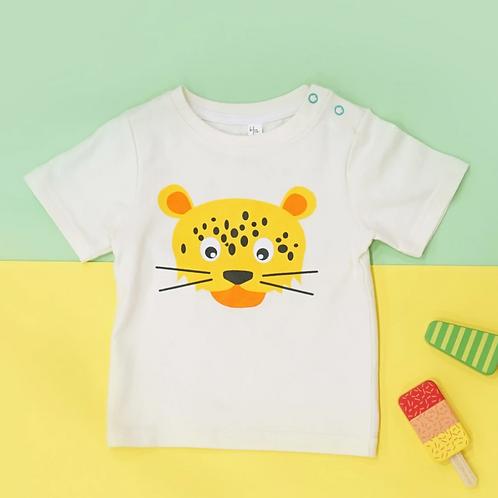 Blade & Rose cheetah tee shirt