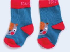 Blade & Rose Chipmunk - Socks