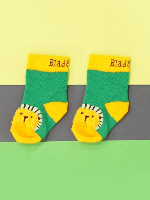 Blade & Rose Frankie Lion socks