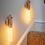 Thumbnail: Gingko smart baton light in walnut