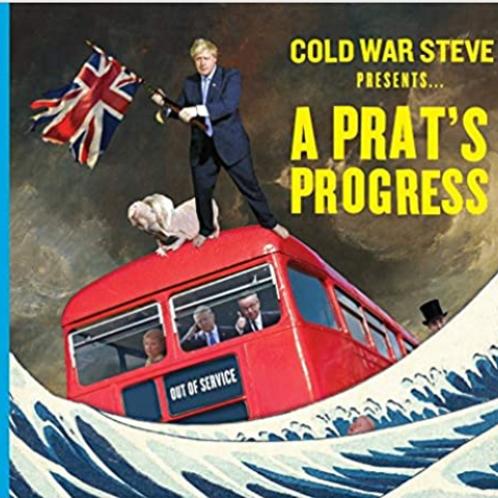 A prat's progress hardcover book