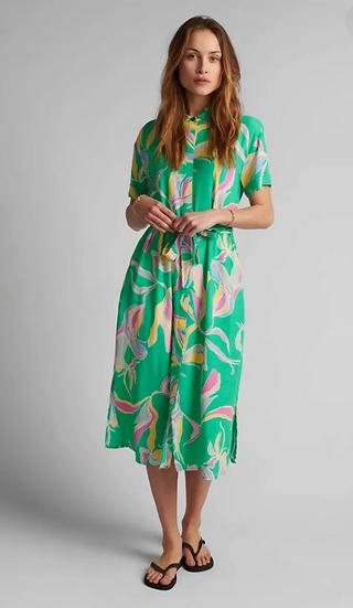 Numph Nuchana shirt dress