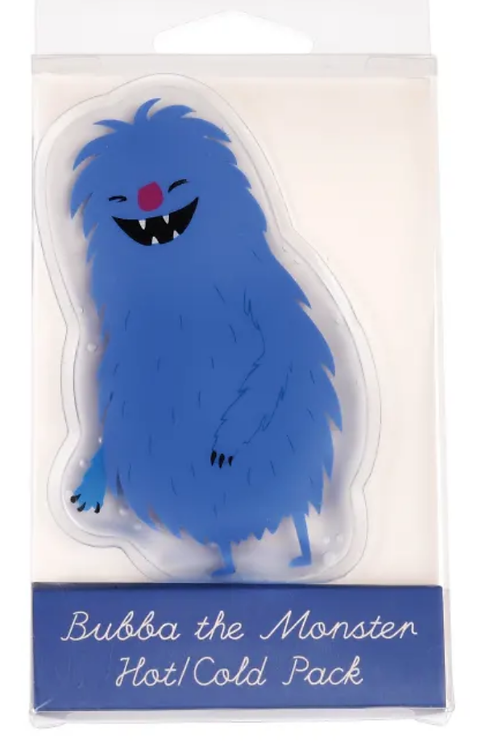 Bubba the Monster Hot or Cold pack