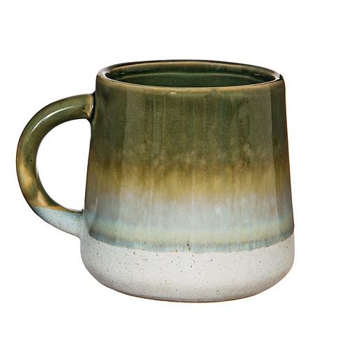 Sass and Belle green mojave mug