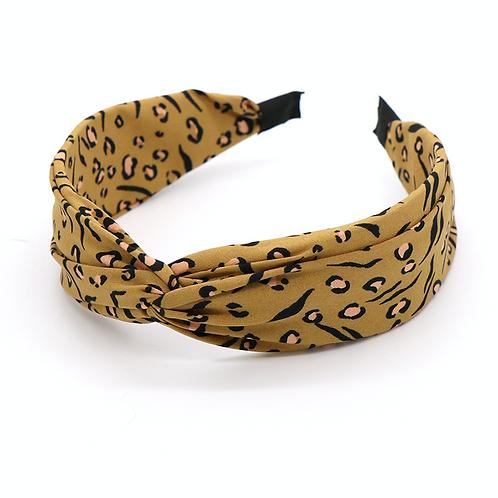Camel safari hairband