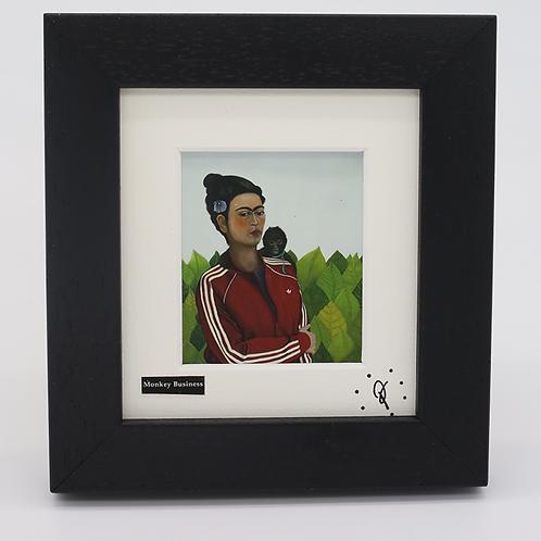 Ross Muir Art - Frida
