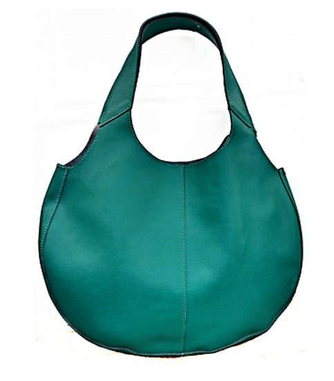 Shona Easton Martha shopper in Teal