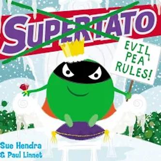 Supertato Evil Pea Rules - PB
