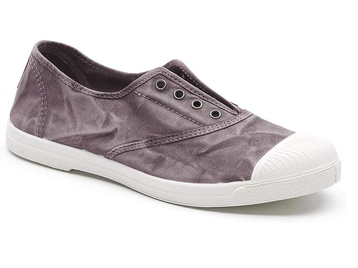 Natural World vegan friendly sneakers - purple