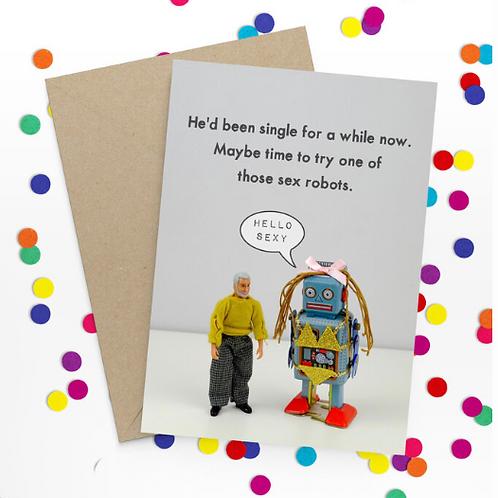 Bold & Bright - sex robots