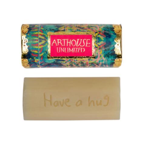 Arthouse unlimited black pomegranate tubular soap