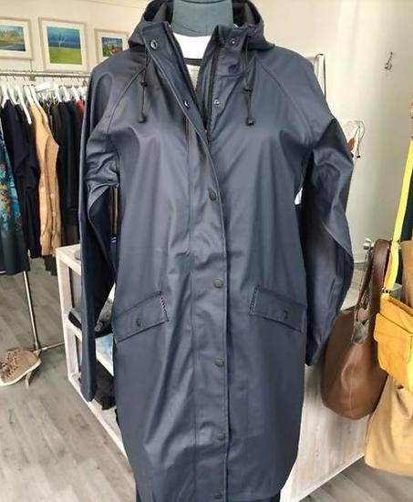 Ichi tazi raincoat in total eclipse
