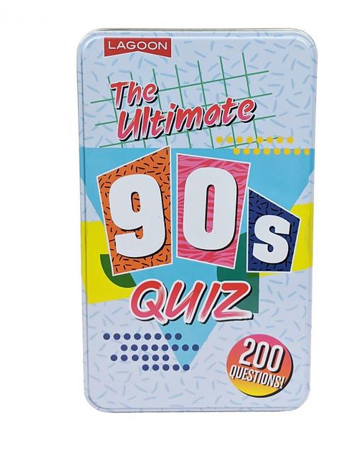Ultimate 90s quiz