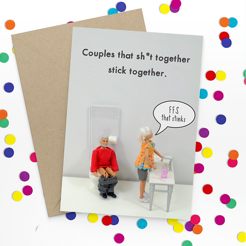 Bold & Bright - couples
